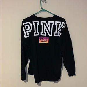 PINK Victoria's Secret Sweater • Black